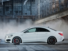 mercedes-benz cla 45 amg pic #109286