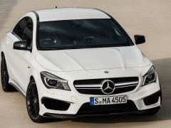 mercedes-benz cla 45 amg pic #109289