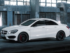 mercedes-benz cla 45 amg pic #109290