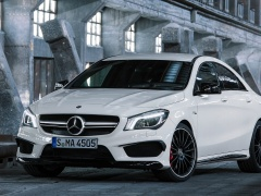 mercedes-benz cla 45 amg pic #109291