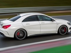 mercedes-benz cla 45 amg pic #109294