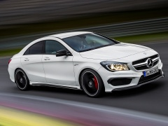 mercedes-benz cla 45 amg pic #109295
