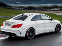 mercedes-benz cla 45 amg pic #109297