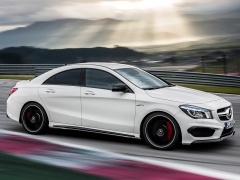 mercedes-benz cla 45 amg pic #109298
