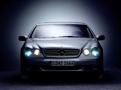 Mercedes-Benz CL pic