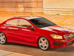mercedes-benz cla-class us-version pic #113947