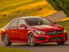 mercedes-benz cla-class us-version pic #113949