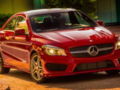 mercedes-benz cla-class us-version pic #113953