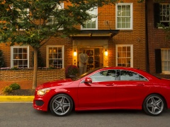 mercedes-benz cla-class us-version pic #113955