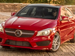 mercedes-benz cla-class us-version pic #113956