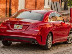 mercedes-benz cla-class us-version pic #113959