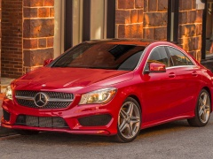 mercedes-benz cla-class us-version pic #113960