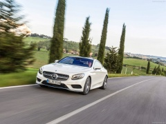 S-Class Coupe photo #125673