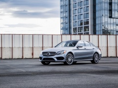 mercedes-benz c-class us-version pic #126787
