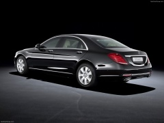 Mercedes-Benz S600 Guard pic