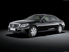 mercedes-benz s600 guard pic #126846