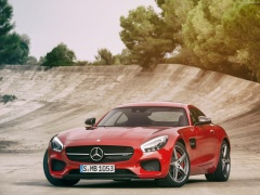 Mercedes-Benz AMG GT pic