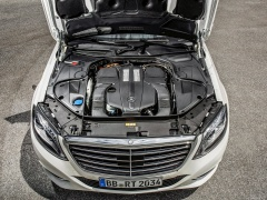 mercedes-benz s500 plug-in hybrid pic #129088