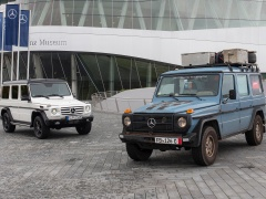 mercedes-benz g-class edition 35 pic #130727