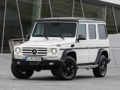 mercedes-benz g-class edition 35 pic #130728