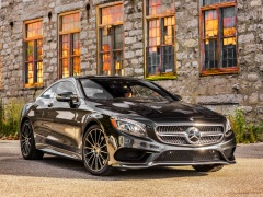 S550 Coupe photo #130863