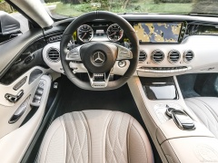 mercedes-benz s63 amg pic #130884