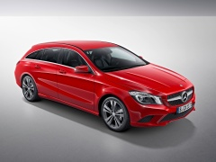 mercedes-benz cla shooting brake pic #133429