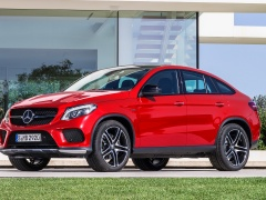 mercedes-benz gle 450 amg pic #134145