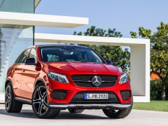 mercedes-benz gle 450 amg pic #134159