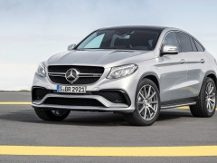 mercedes-benz gle 63 coupe pic #135680