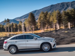 mercedes-benz gle 63 coupe pic #135681