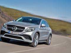 mercedes-benz gle 63 coupe pic #135683