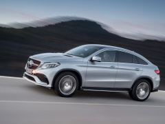 mercedes-benz gle 63 coupe pic #135685