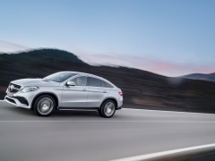 GLE 63 Coupe photo #135686