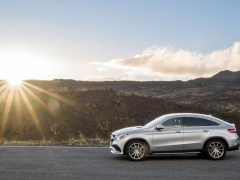 mercedes-benz gle 63 coupe pic #135689