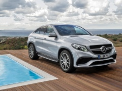 mercedes-benz gle 63 coupe pic #135690