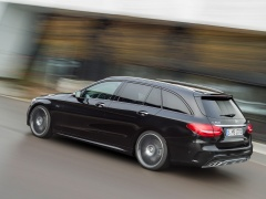 mercedes-benz c450 amg estate pic #135746