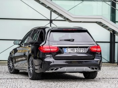 mercedes-benz c450 amg estate pic #135753