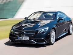 mercedes-benz s65 amg coupe pic #136351