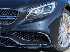 mercedes-benz s65 amg coupe pic #136352