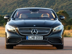 mercedes-benz s65 amg coupe pic #136354