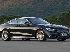 mercedes-benz s65 amg coupe pic #136355