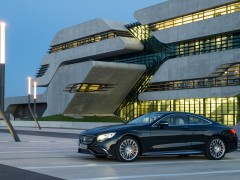mercedes-benz s65 amg coupe pic #136357