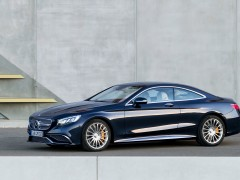 Mercedes-Benz S65 AMG Coupe pic