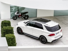 mercedes-benz gle 63 amg pic #138763