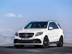 Mercedes-Benz GLE 63 AMG pic