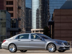 mercedes-benz s-class maybach pic #141793