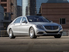 mercedes-benz s-class maybach pic #141794