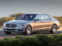 mercedes-benz s-class maybach pic #141796