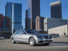 mercedes-benz s-class maybach pic #141797